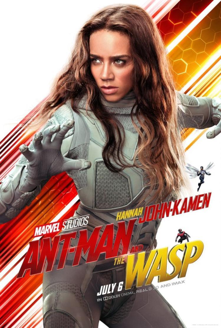 """Bóng Ma sẽ là thế lực """"xấu xa"""" nhất trong """"Ant-Man and the Wasp""""."""