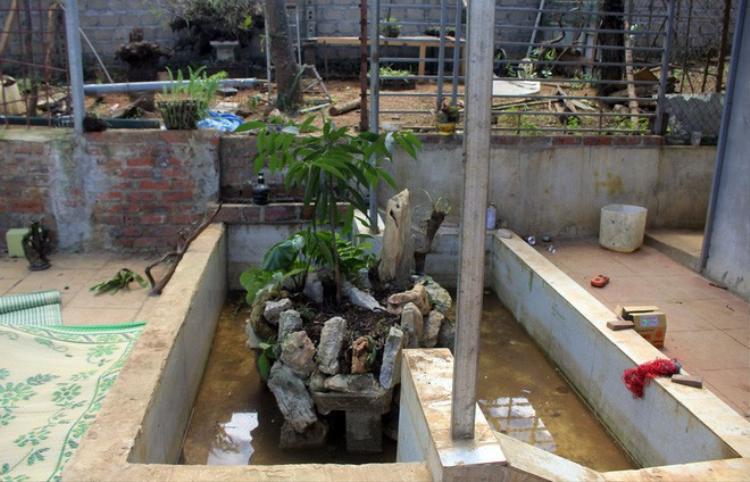 Phát hiện 'mật đạo', lịch nhắc chơi với con trong nhà của trùm ma túy ở Lóng Luông