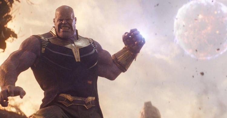 Cuộc vui của team Người Kiến vì cái búng tay của Thanos mà rẽ ngang.