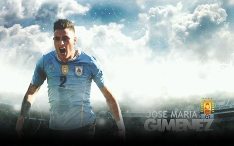 Bóng đá Uruguay giờ đây không chỉ thành công trong ngắn hạn mà còn có thế duy trì lâu dài với những lứa kế cận tài năng như Jose Gimenez.