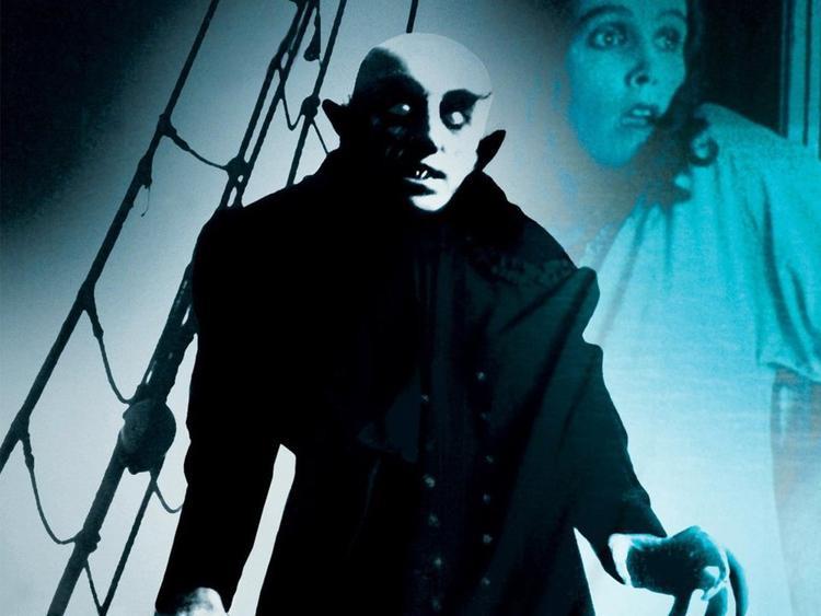 """""""Ma cà rồng Nosferatu"""""""