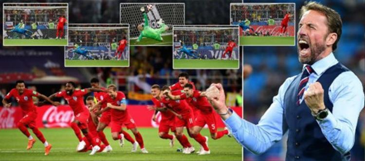 Và thành quả đã đến với ông sau khi ĐT Anh xuất sắc vượt qua Colombia ở những loạt sút luân lưu để vào tứ kết.