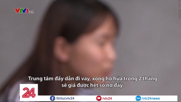 Tâm sự của một nữ sinh viên trở thành nạn nhân của đường dây đa cấp núp bóng trung tâm ngoại ngữ.