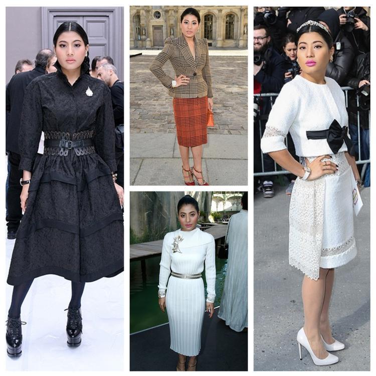Gu thời trang đỉnh cao của cô gái khiến mọi sao Thái Lan từ già đến trẻ đều phải quỳ rạp khi gặp gỡ