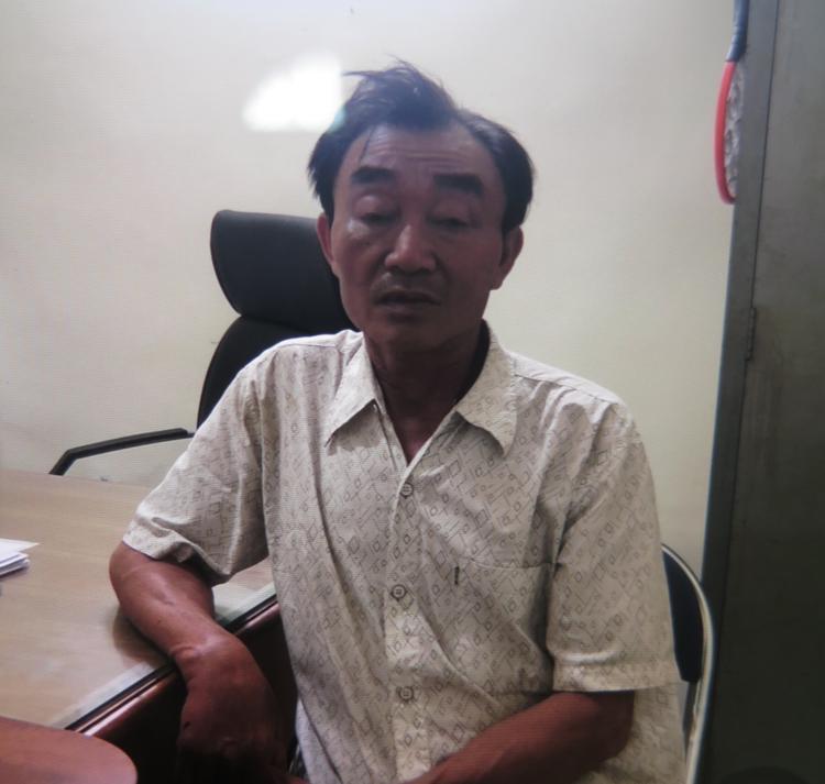 Nguyễn Khanh được cho là kẻ cầm đầu trong vụ nổ tại Công an phường.