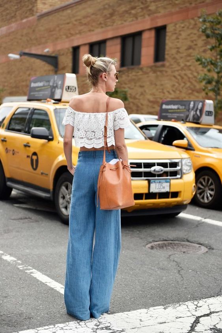 1m55 nhưng muốn cao như 1m65 thì mau mau mặc chiếc quần jean này đi!