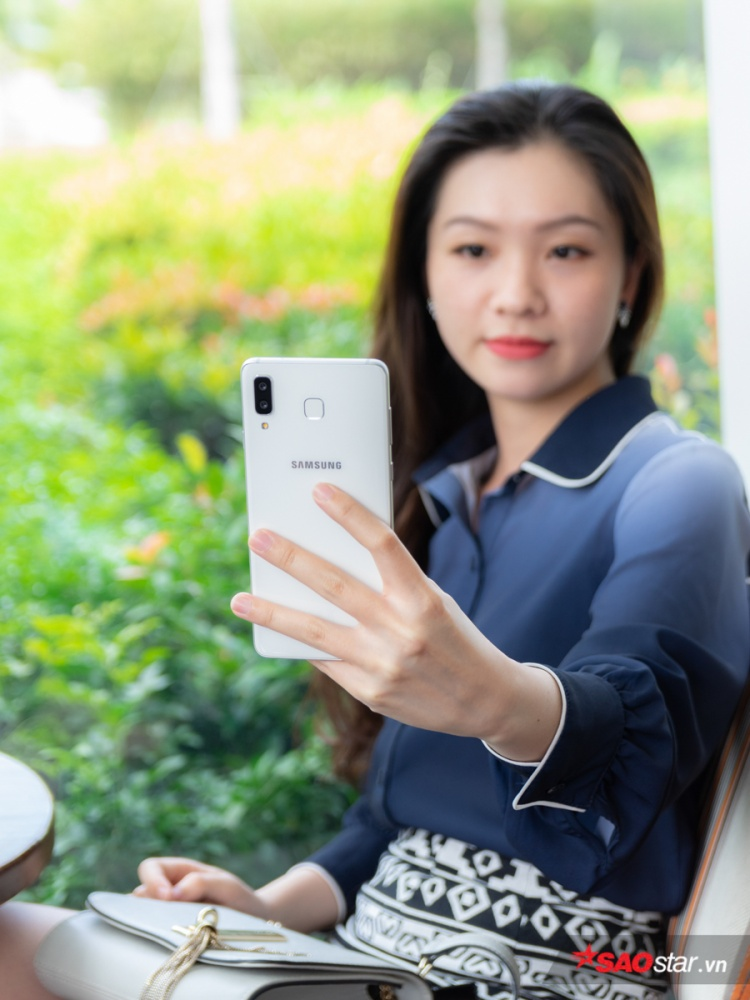 Trải nghiệm nhanh camera Galaxy A8 Star: Chụp xoá phông ấn tượng, hỗ trợ nhiều tính năng chụp ảnh đáng giá!