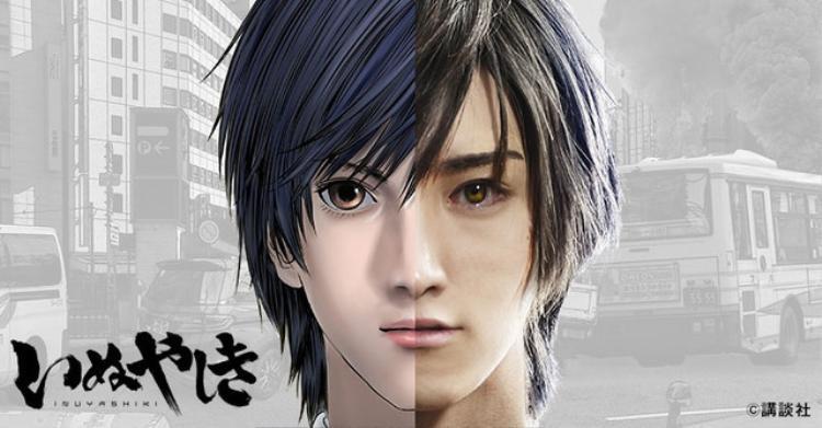 Live-action của Inuyashiki: Sự kết hợp đặc biệt của Takeru Satoh và Noritake Kinashi