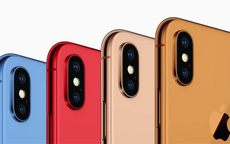 iPhone sẽ có thêm nhiều phiên bản màu máy mới.