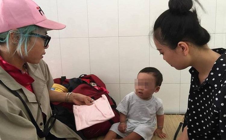 Gia đình mong muốn được bảo lãnh và đón mẹ con Hà về để chăm sóc