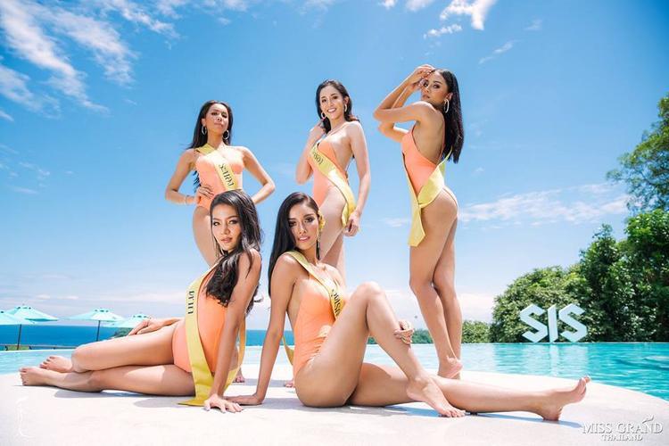 Đêm bán kết sẽ diễn ra tối 12/7 tại Băng Cốc - Thái Lan.