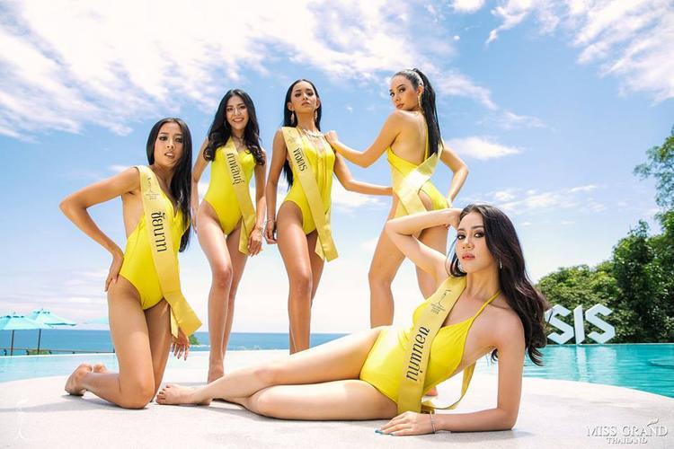 Đêm chung kết sẽ diễn ra vào tối 14/7. Thí sinh chiến thắng sẽ được quyền đại diện Thái Lan tham gia tranh tài Miss Grand International 2018 sẽ diễn ra tại Myanmar vào tháng 10 tới.