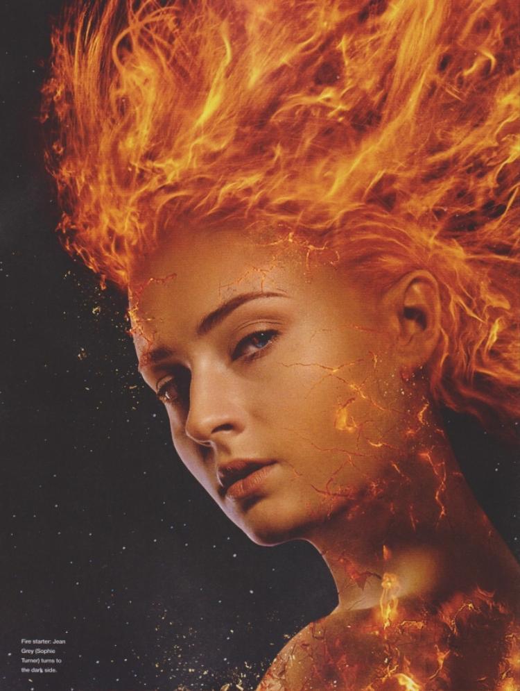 Ngay cả nữ chính Sophie Turner của X-Men: Dark Phoenix cũng không biết bộ phim sẽ đi về đâu