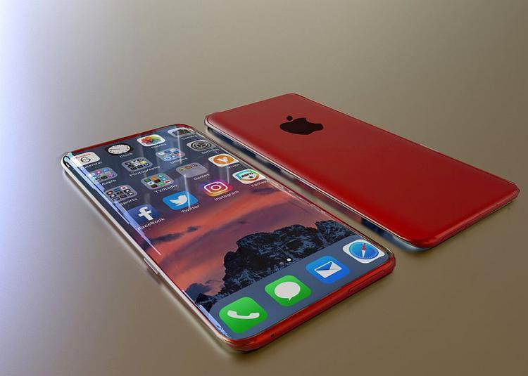 Theo tác giải bản thiết kế, màn hình chiếm tới 98% mặt trước chiếc điện thoại này.