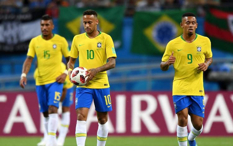 Brazil thi đấu rời rạc, kém hiệu quả so với ngày xưa. Ảnh: Fifa.com.