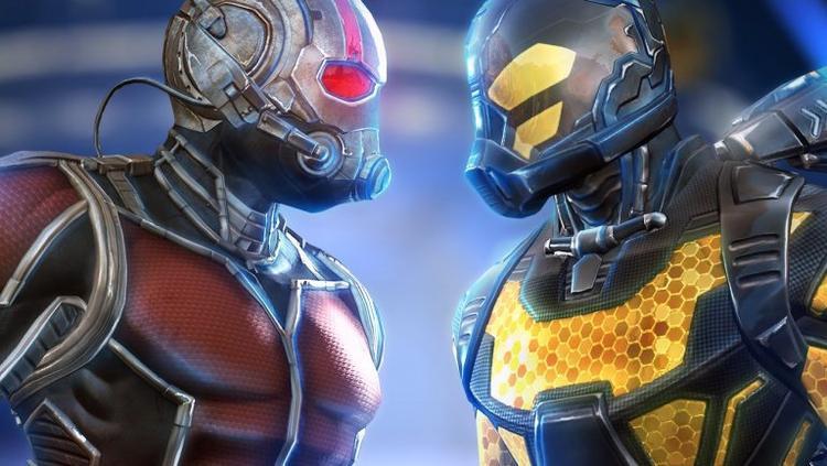 Ant-Man từng thoát khỏi Quantum Realm sau trận chiến cùng Yellowjacket.