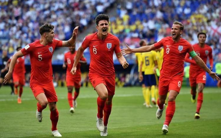 Các cầu thủ đội tuyển Anh đang có tâm lý thoải mái tại World Cup 2018. Có lẽ nhờ vậy họ cũng thi đấu tốt và tiến sâu hơn.