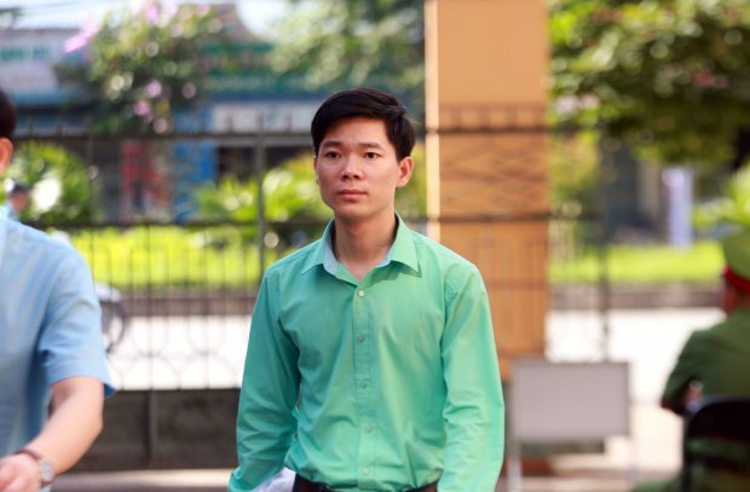 Bác sĩ Hoàng Công Lương.