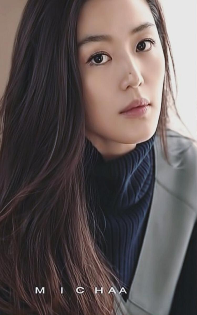 Jun Ji-hyun đã trở thành gương mặt mới cho thương hiệu thời trang MICHAA từ tháng 8 năm ngoái