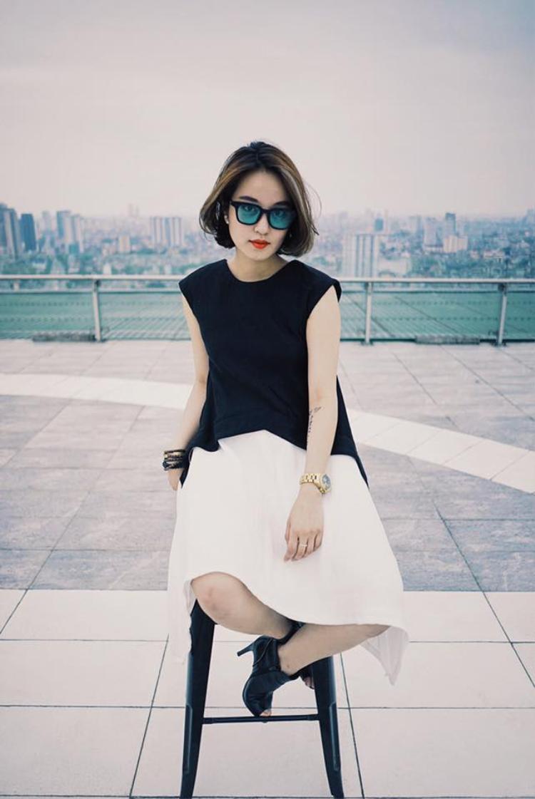 Mi Vân  Từ cô nàng hot girl đời đầu ai cũng thích đến bà mẹ đơn thân đầy cá tính