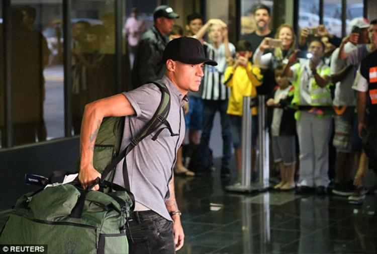 Philippe Coutinho là cầu thủ thi đấu ấn tượng bậc nhất bên phía ĐT Brazil. Ảnh: Reuters.
