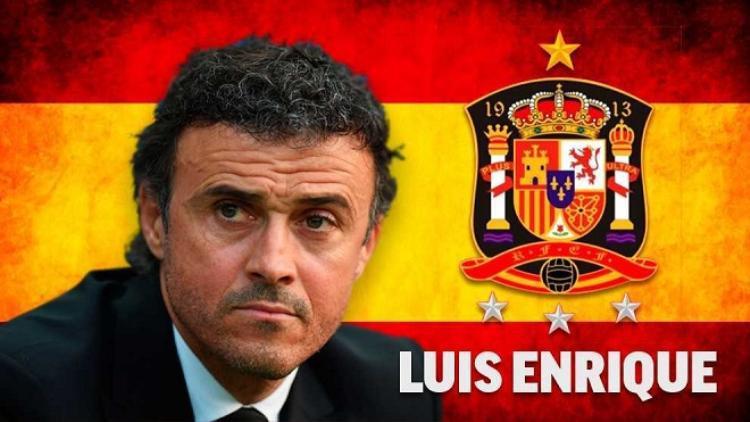 Luis Enrique chính thức trở thành tân HLV trưởng ĐT Tây Ban Nha. Ảnh: Marca.
