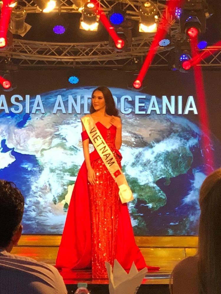 Tường Linh tham gia Hoa hậu Liên lục địa 2017 diễn ra vào đầu năm 2018. Trong đêm chung kết, cô diện chiếc váy đỏ của nhà thiết kế Lê Thanh Hòa. Ở cuộc thi này, Tường Linh đã xuất sắc lọt vào Bán kết và giành danh hiệu Hoa hậu được yêu thích nhất.