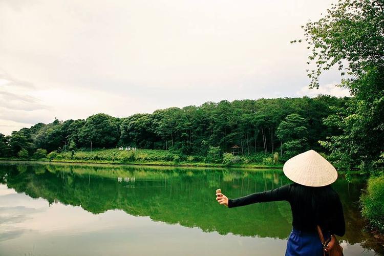 Măng Đen, điểm đến mà giới trẻ Sài Thành đang rỉ tai nhau những ngày gần đây để tránh cái nóng mùa hè (Ảnh: Toan Minh Le)