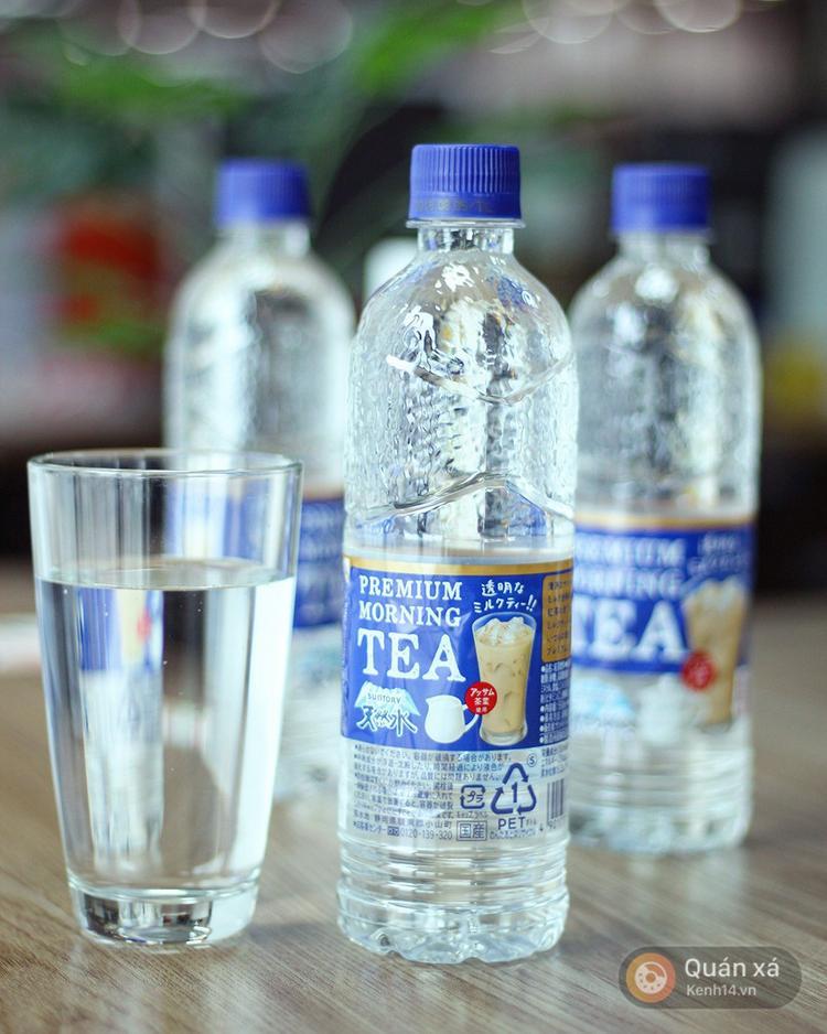 3 loại nước lọc nhưng mang hương vị độc lạ: hết trà sữa lại đến coca