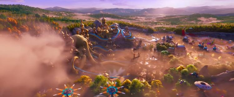 """""""Wonder Park"""" tung trailer hoành tráng hé lộ công viên tuyệt đẹp từ xứ sở diệu kỳ."""