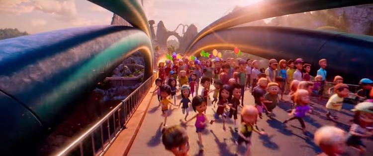 Công viên kỳ ảo Wonder Park gây cuốn hút ngay từ trailer đầu tiên
