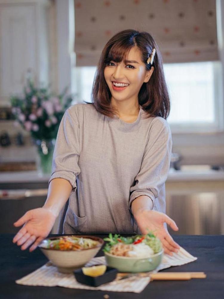 Không chỉ xinh đẹp, tài năng, loạt mỹ nhân này còn sở hữu tài năng nấu nướng