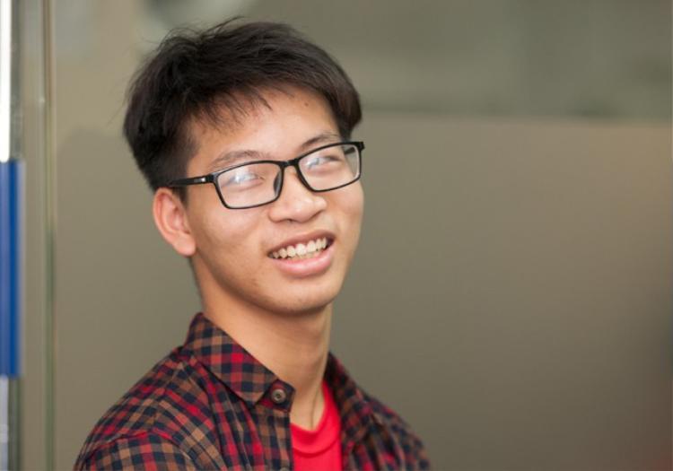 Nghiêm Mạnh Cầm - cậu học sinh Nghệ An xuất sắc giành học bổng gần 1 triệu đô/năm ở ngôi trường đắt đỏ nhất hành tinh