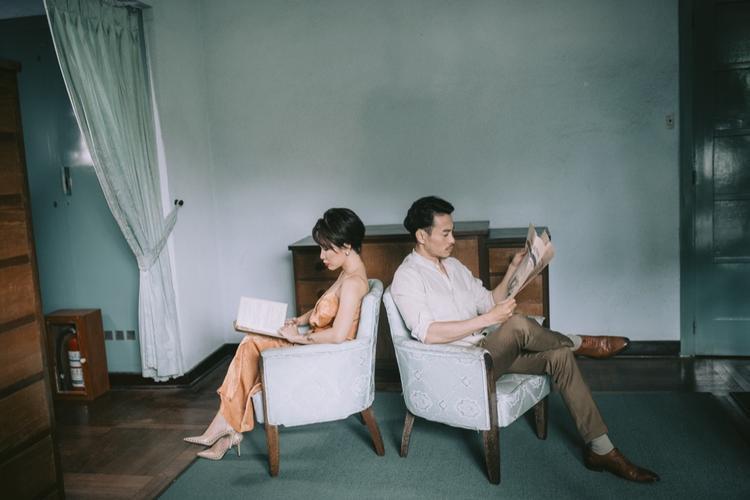 Hành trình vô định mà Uyên Linh và Trương Thanh Long dành cho nhau lần cuối cũng dễ dàng khiến khán giả liên tưởng đến với bộ phim Blue Valentine của đạo diễn Derek Cianfrance.