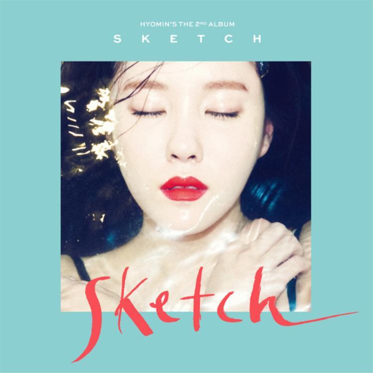 """Chưa hết, trong album solo thứ 2 của mình là Sketch, Hyomin đã làm việc với Ryan Jhun - người đứng sau hàng loạt hit từ """"gà"""" nhà SM như Lucifer (SHINee), Love Me Right (EXO), You Think (SNSD), I (Taeyeon),…"""