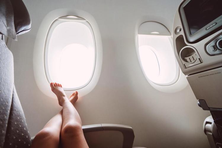Đây là hành vi không hiếm gặp trên các chuyến bay.