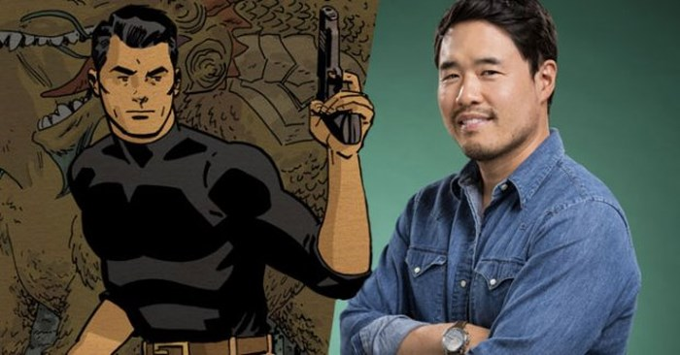 Nhân vật điệp viên của Randall Park - Jimmy Woo