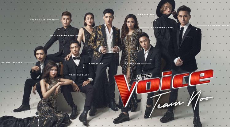 Cùng chờ đợi những màn trình diễn đặc sắc từ các thành viên team Noo trongtập cuối Vòng Đối Đầu Giọng hát Việt 2018 lúc 21h trên VTV3 vào Chủ nhật 15/7 nhé!