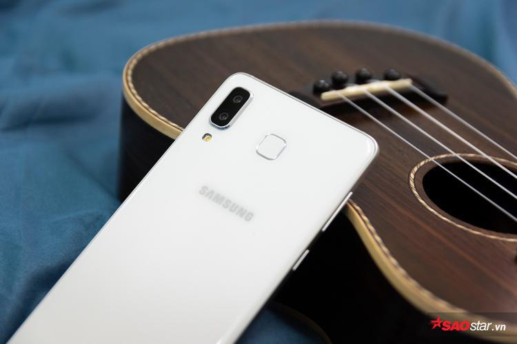 Đánh giá chi tiết camera Galaxy A8 Star: Chụp xoá phông tốt, chụp thiếu sáng chưa ấn tượng!
