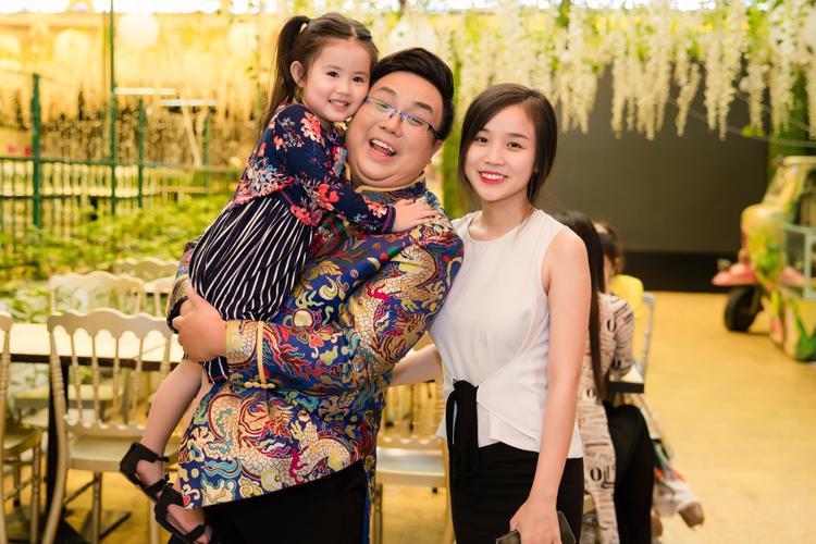 Bảo Ngọc - em gái Gia Bảo, bạn gái Hoài Lâm cũng có mặt tại buổi họp báo.