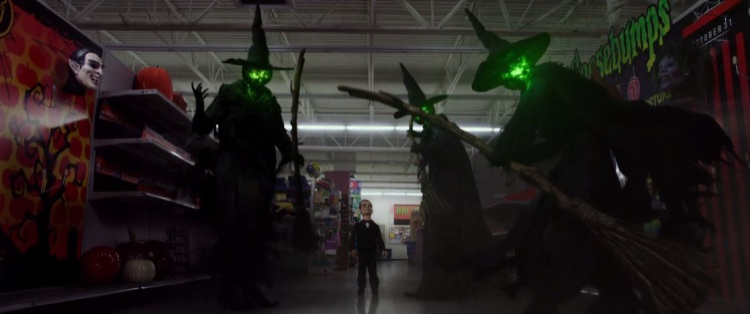 Vắng Jack Black, Goosebumps 2 tung teaser rùng rợn đen tối về đêm Halloween quỷ ám