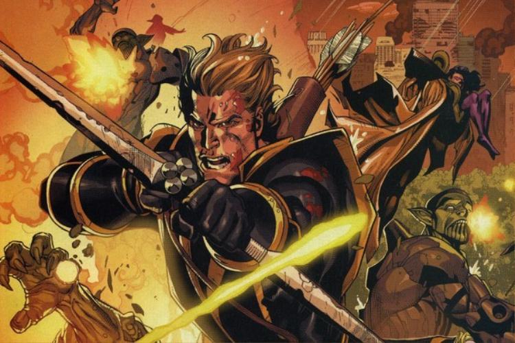 """Bộ đồ gây """"thương nhớ"""" của Hawkeye trong truyện tranh"""