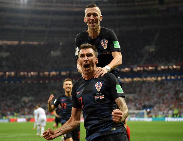 Croatia thắng Anh nhờ mạnh hơn về bản lĩnh. Ảnh: FIFA