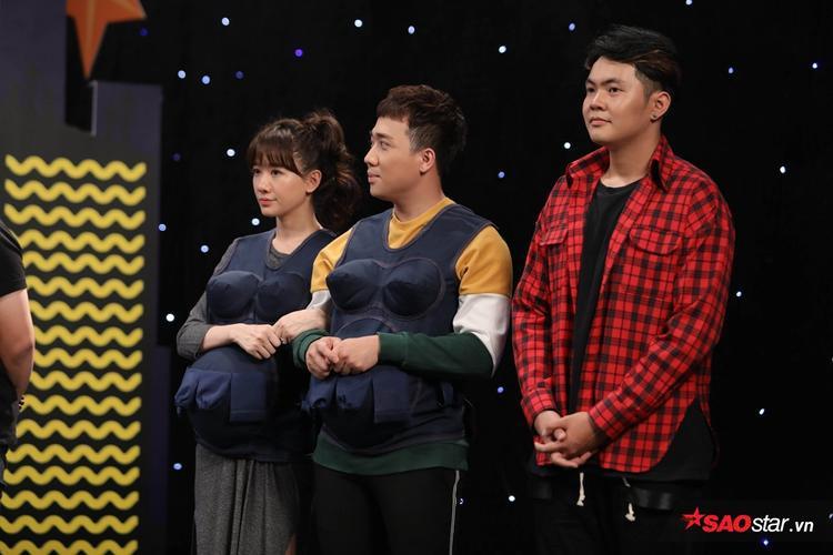 Á quân Sing My Song 2018 Andiez kết hợp với Trấn Thành - Hari trong thử thách Sáng tác khúc hát ru.