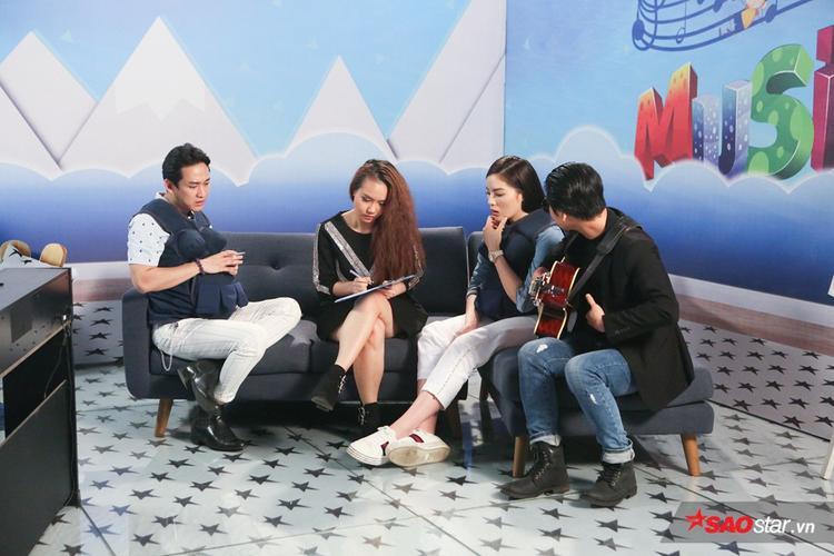 Kỳ Vĩ hợp tác với Sa Huỳnh team Giáng Son.