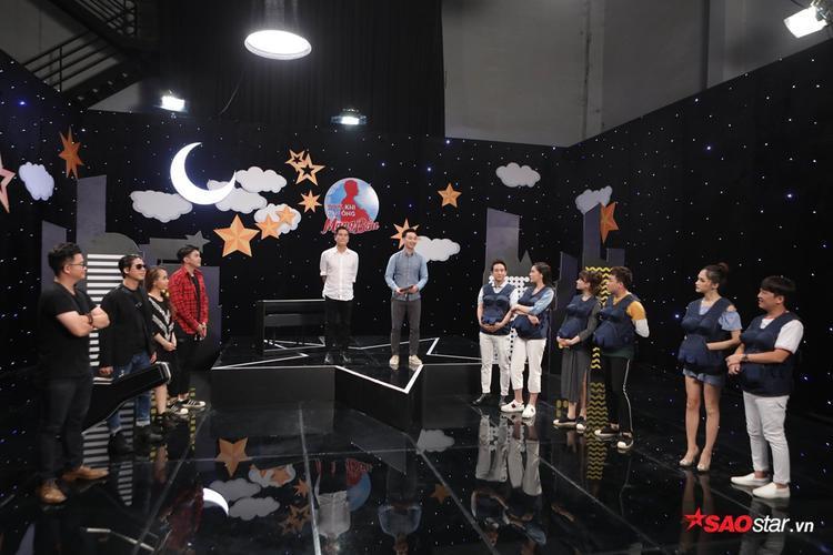 Trật nhịp với Sa Huỳnh, Trấn Thành quyết giành giật Andiez Nam Trương cùng Hương Giang