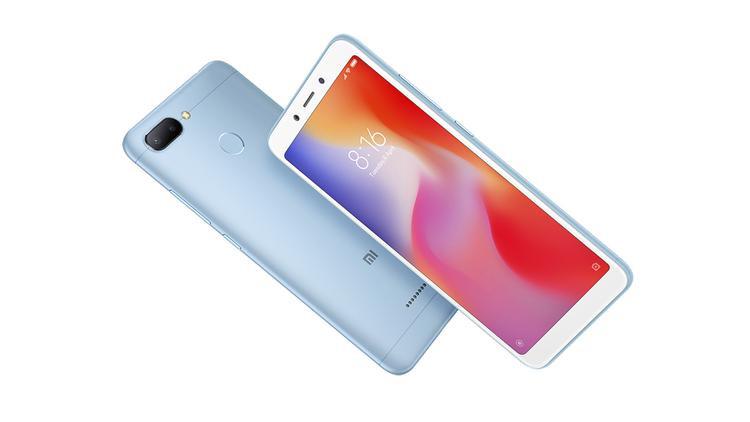 Xiaomi chính thức ra mắt Redmi 6 và Redmi 6A tại Việt Nam