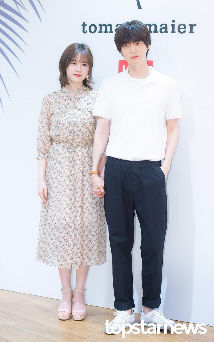 Goo Hye Sun - Ahn Jae Hyun tình cảm như thuở mới yêu.