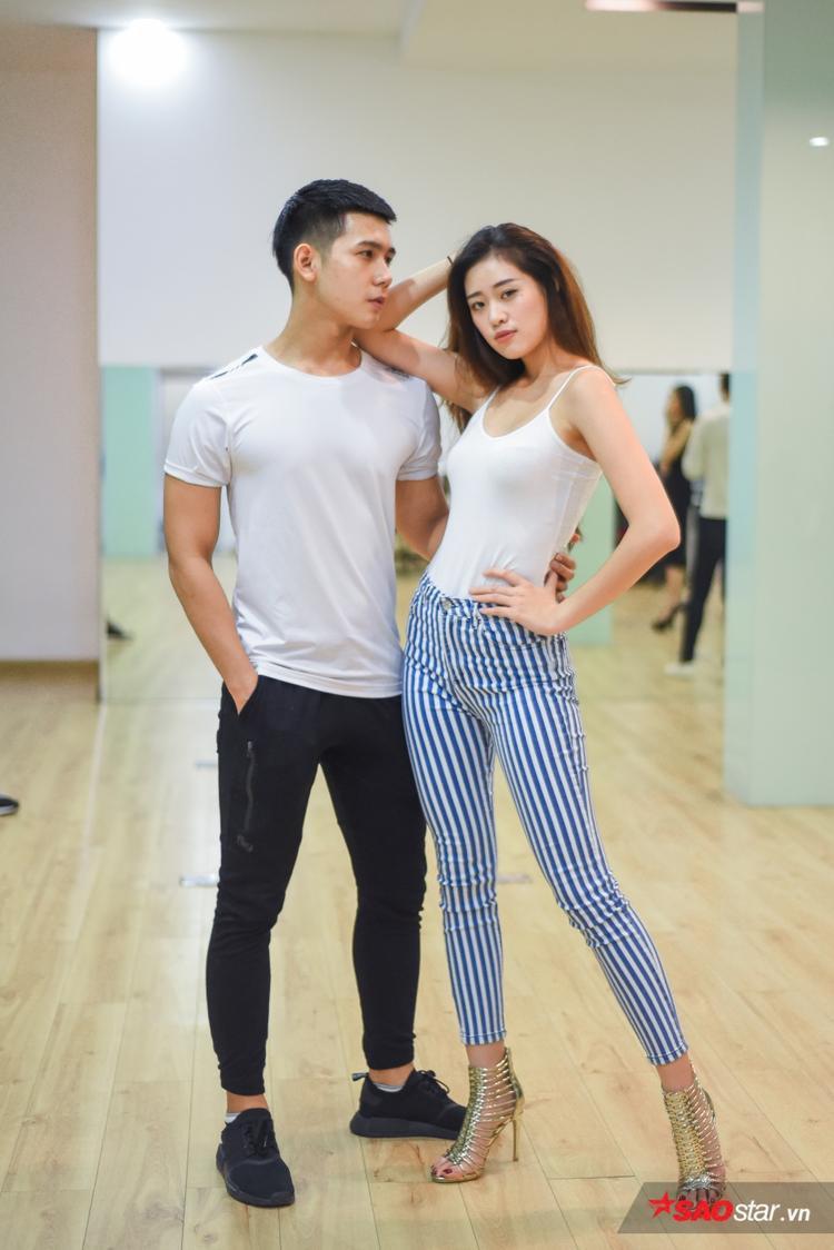 Xuân Hùng - Khánh Vân hiện đang nhận được nhiều chú ý từ phía khán giả.