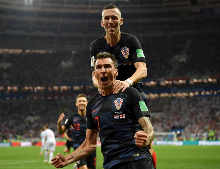 Croatia viết nên trang sử mới với tấm vé vào chung kết World Cup 2018. Ảnh: FIFA